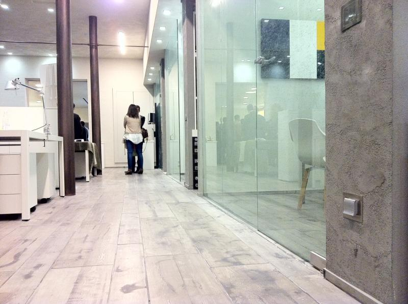 Office Interior Design of Andrea Castrignano Milano (MI)