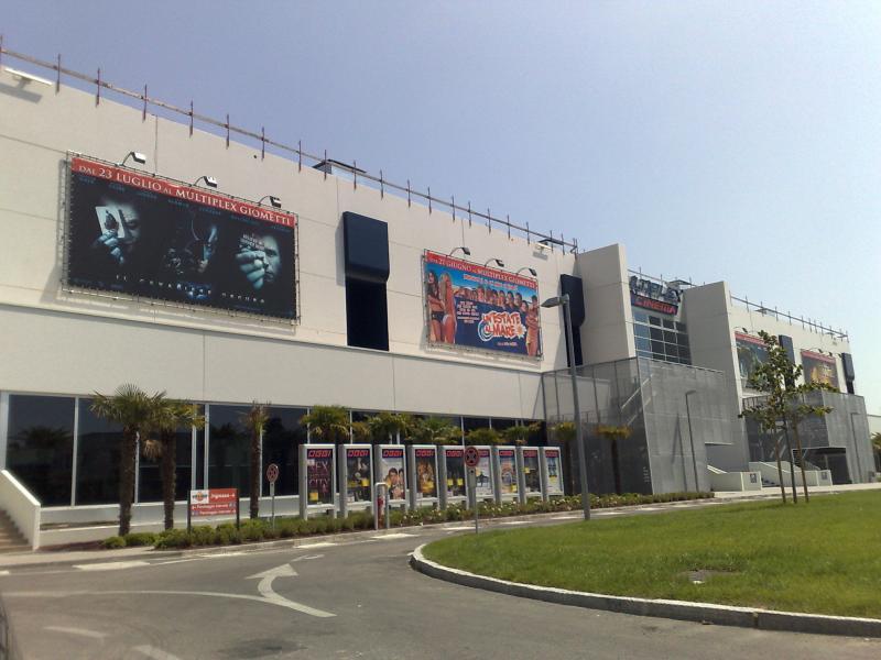 Cinema Multiplex Giometti - Senigallia (AN)